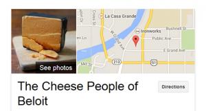 Cheese People of Beloit