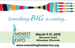 Midwest Food Service Expo Milwaukee Wisconsin